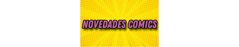Novedades de comics