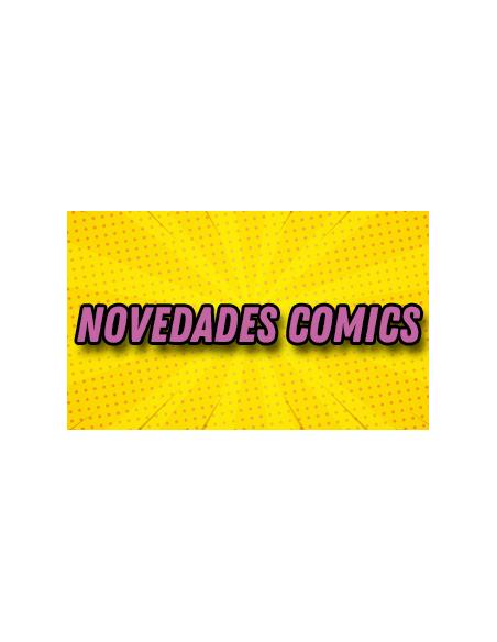 NOVEDADES COMICS